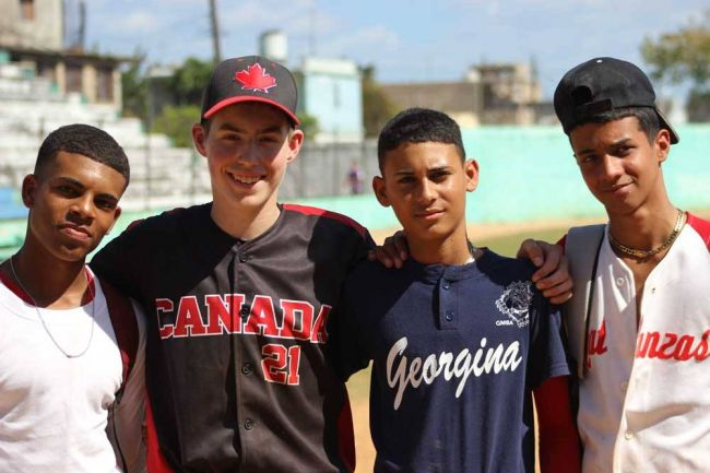 Goodwill Baseball Tour To Cuba An Amazing Experience For Yarmouth Father And Son