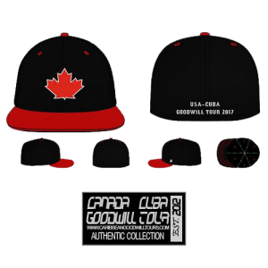CGBT Authentic Commemorative Team Canada Hats