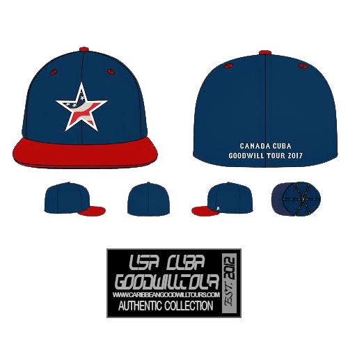 CBGT Authentic Commemorative USA Hats