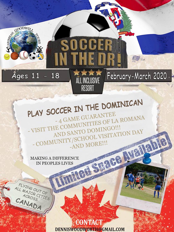 Soccer In DR